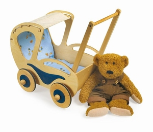 Poppenwagen Dolly
