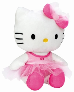 Hello Kitty Ballerina - 27 cm.